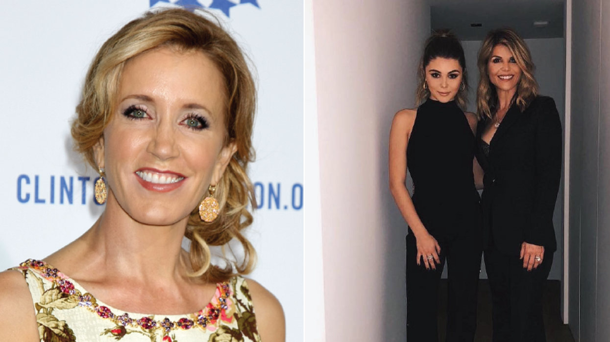 Lori Loughlin And Felicity Huffman Are Convinced That They Won't Face Prison Time