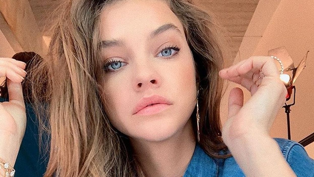 People Are Calling Barbara Palvin The First 'Plus-Size' VS Angel And Twitter Is Not Having It