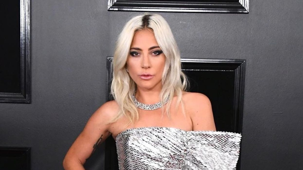 Lady Gaga Has A Rumoured New Boyfriend And No, It's Not Bradley Cooper