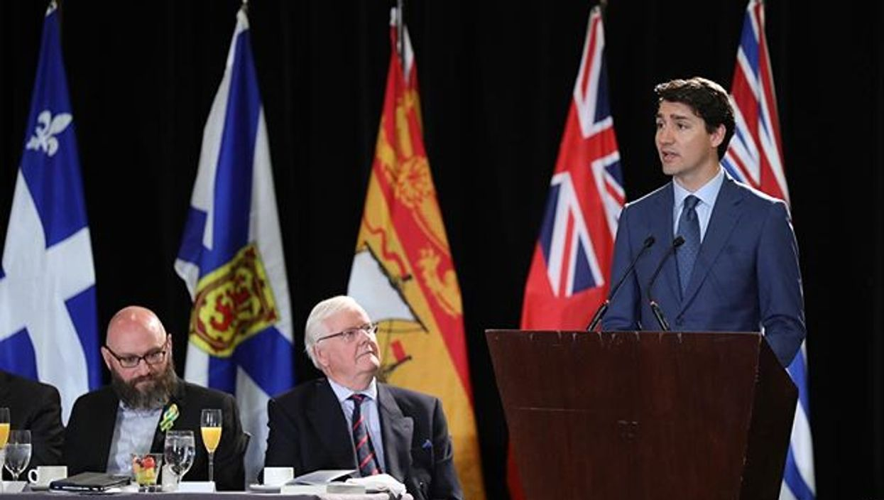 Thousands Of Canadians Have Signed An Official Petition Calling For Justin Trudeau's Resignation