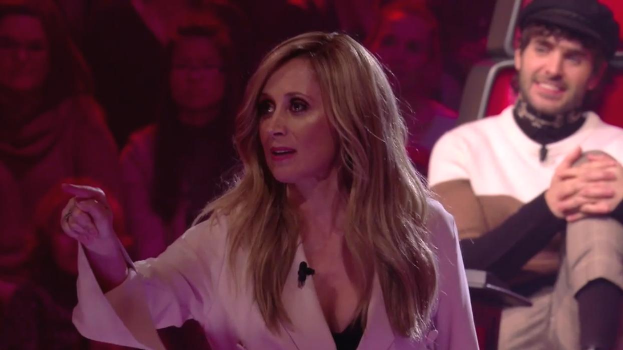 Lara Fabian cause toute une scène à La Voix 7 lors d'un duel déchirant de son équipe