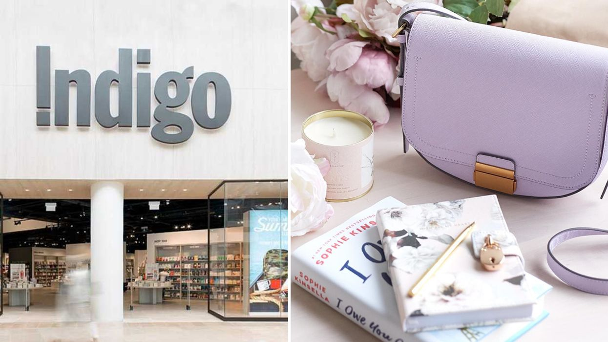 Indigo Canada Is Having A Massive Sale Right Now And You Can Get 50% Off