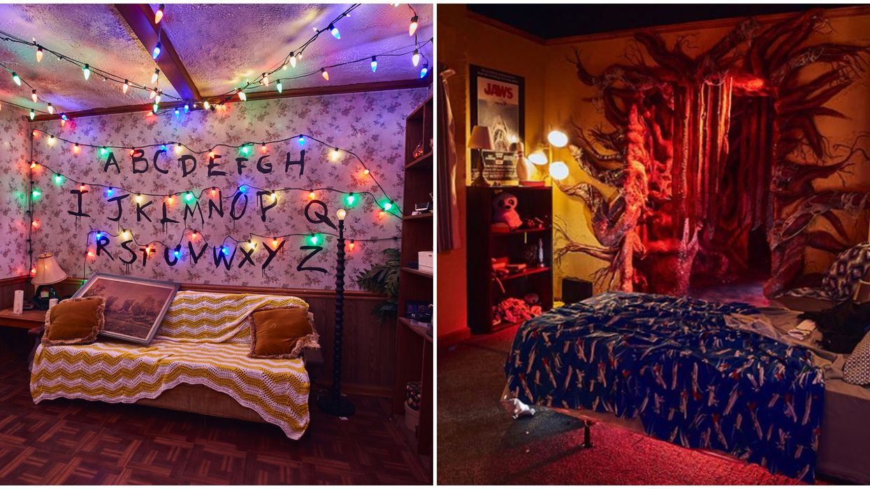Universal Studios Just Announced They Are Bringing Back Stranger Things For Halloween Horror Nights