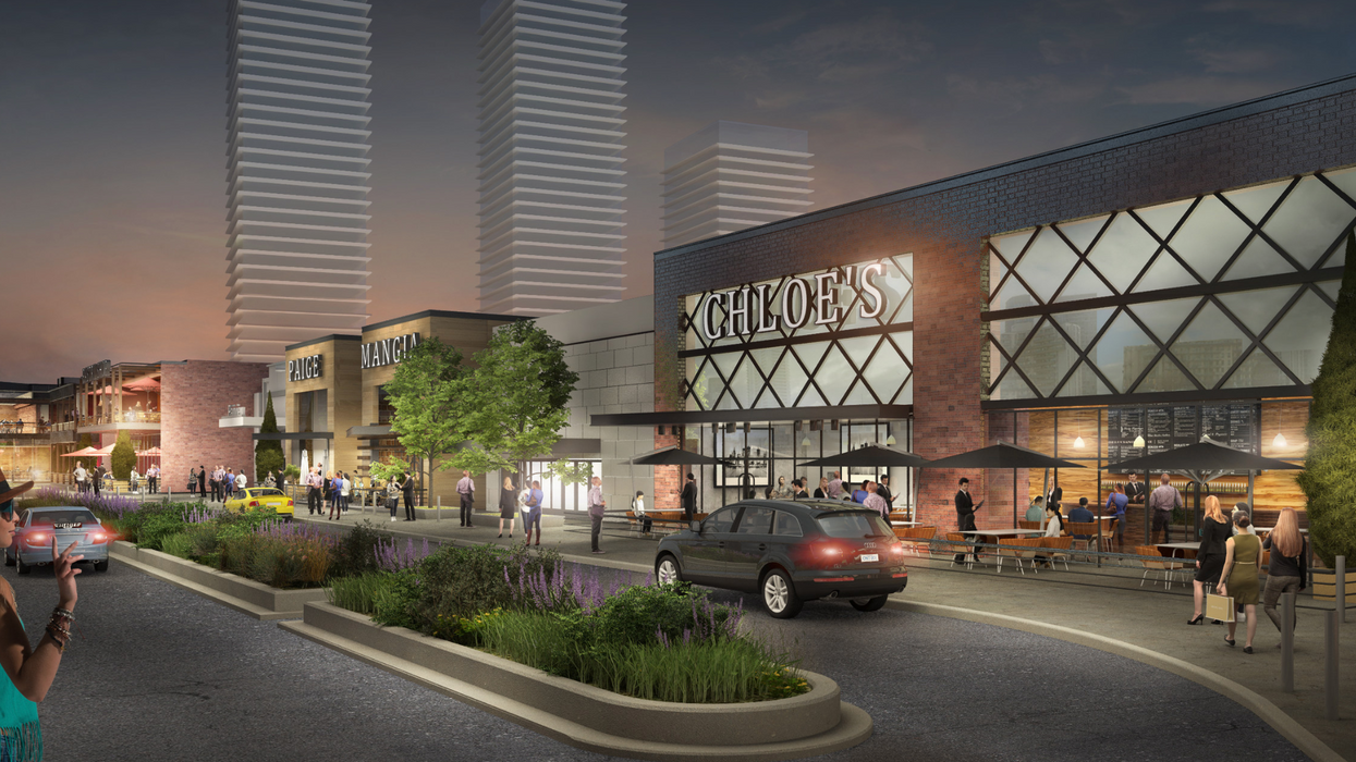 Toronto's Fairview Mall Is Getting A Massive Expansion With New Stores And Restaurants