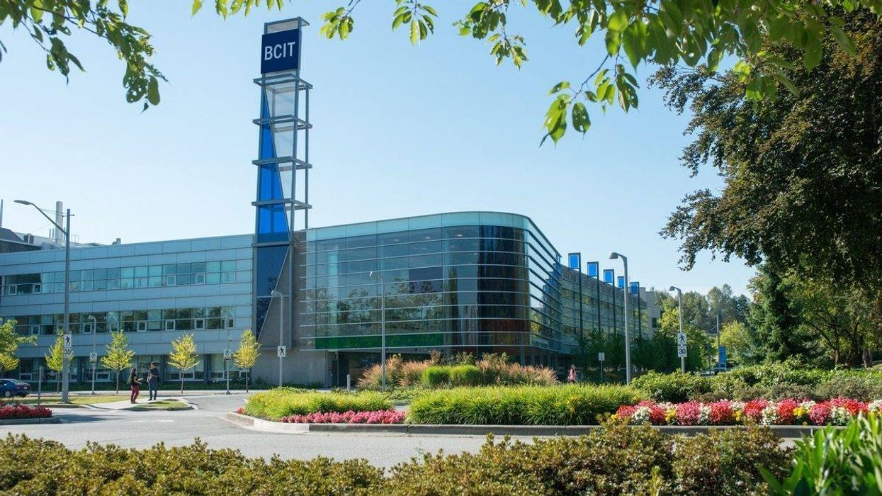BCIT's School Of Business Has One Of The Highest Employment Rates In The Province