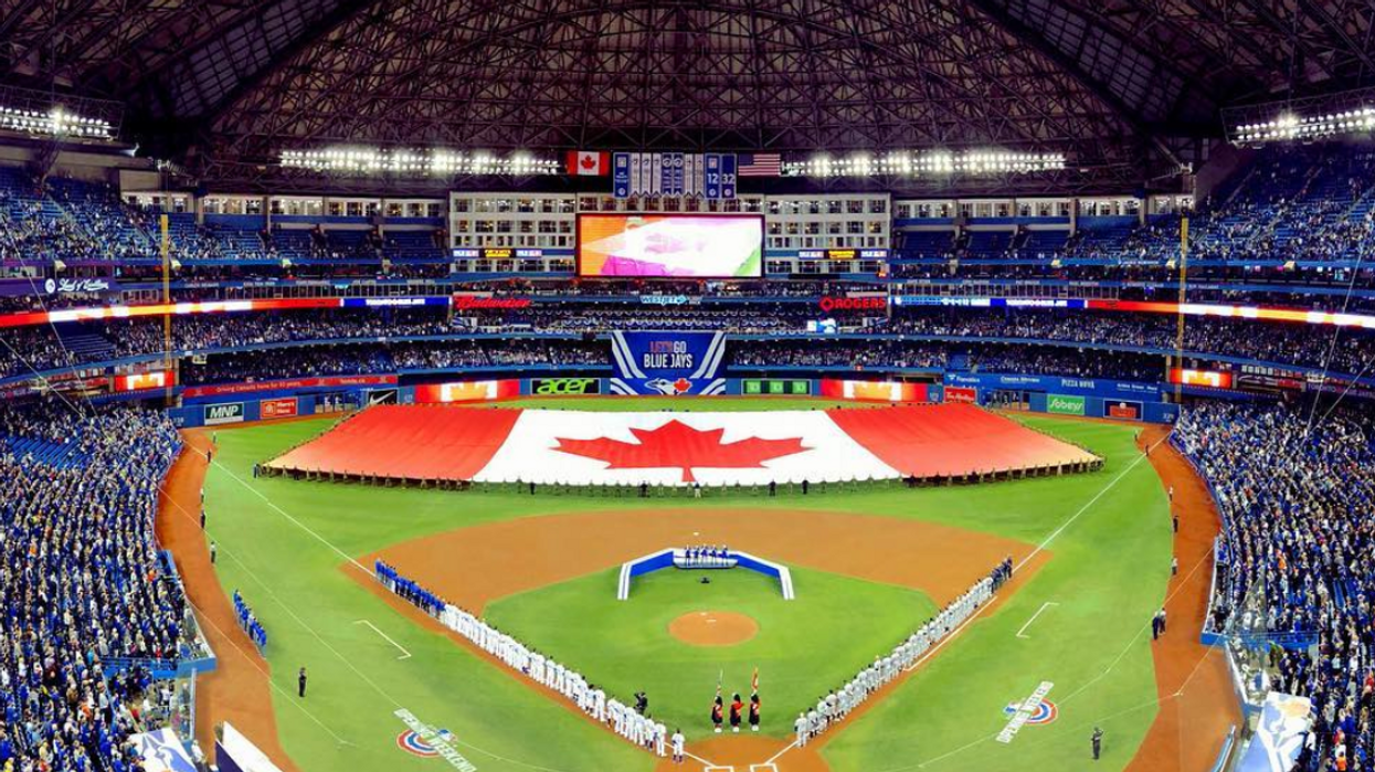Many Blue Jays Fans Disappointed After Yesterday's Home Opener Game In Toronto
