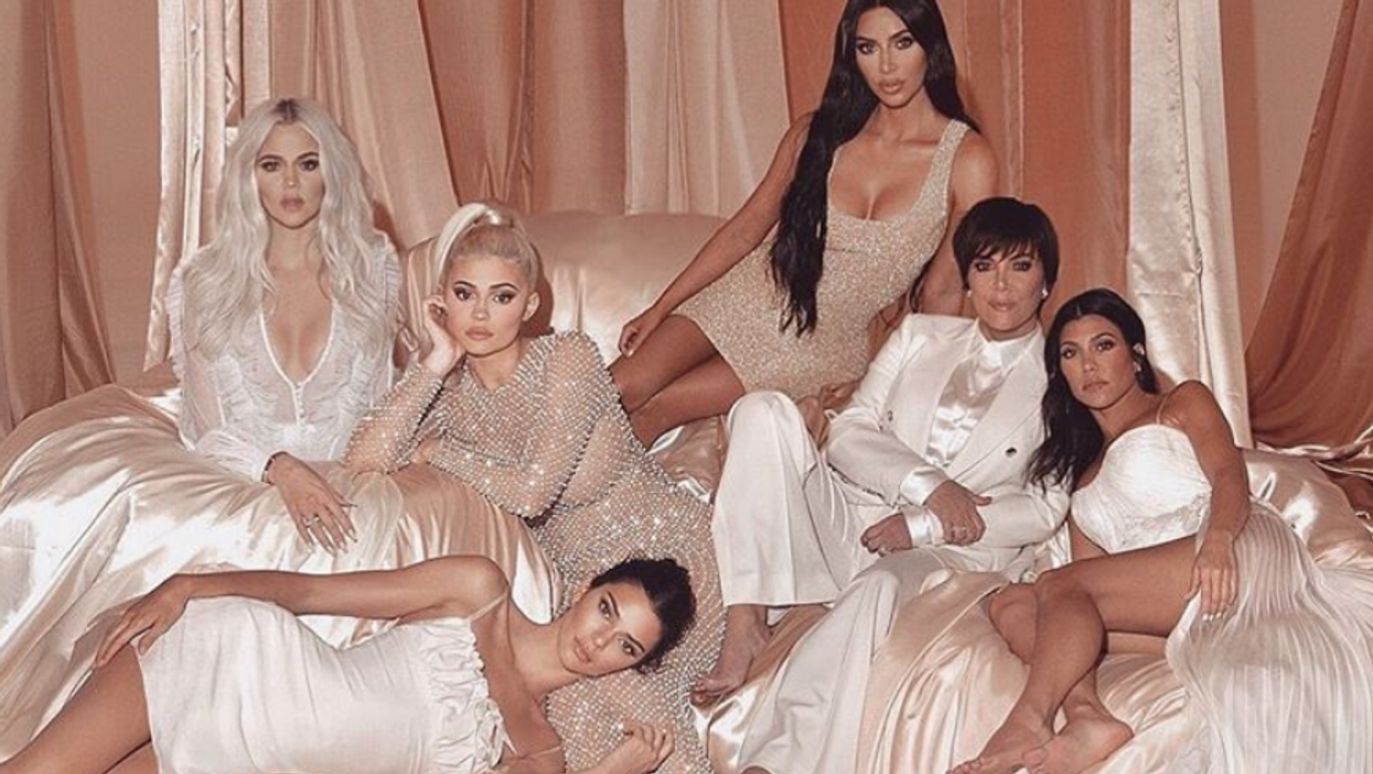 Fans Are Attacking The Kardashians For Posting This Absolutely Brutal Photoshop Fail