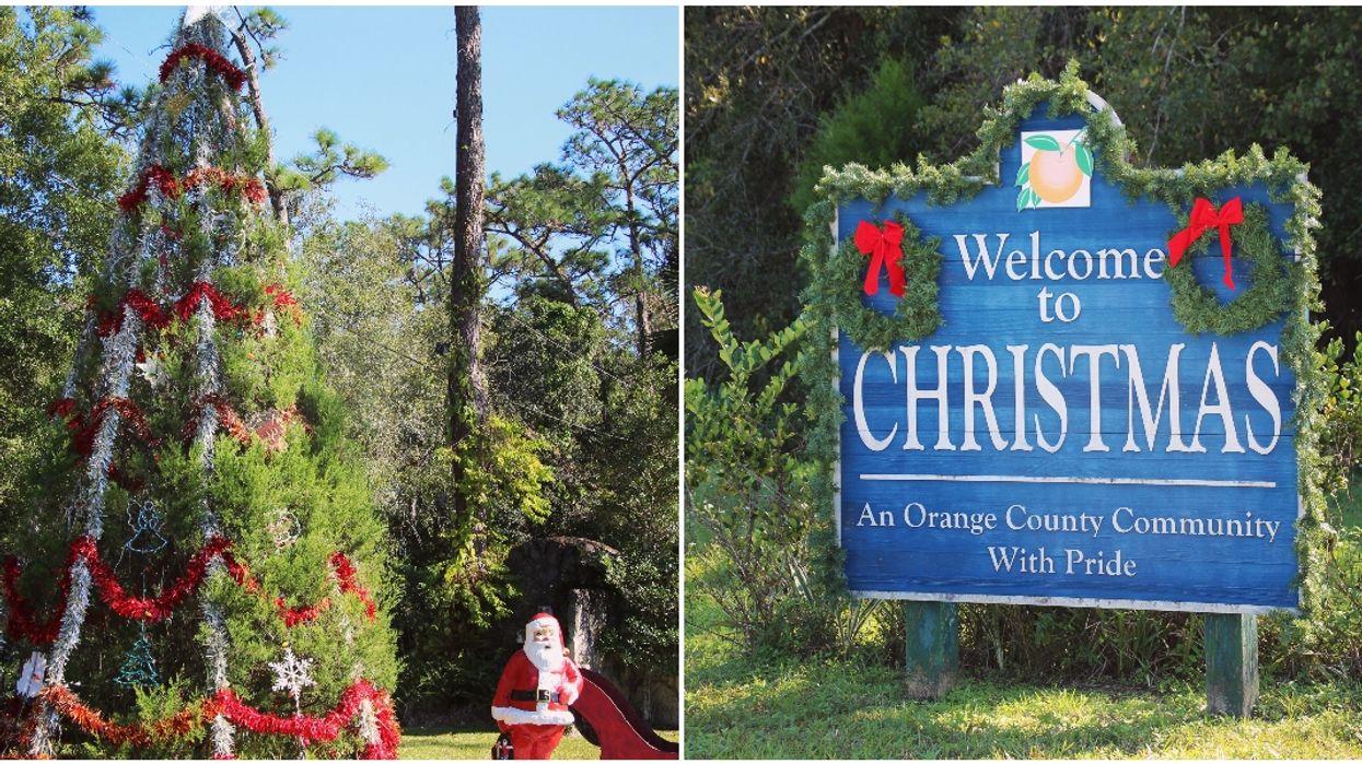 christmas town florida