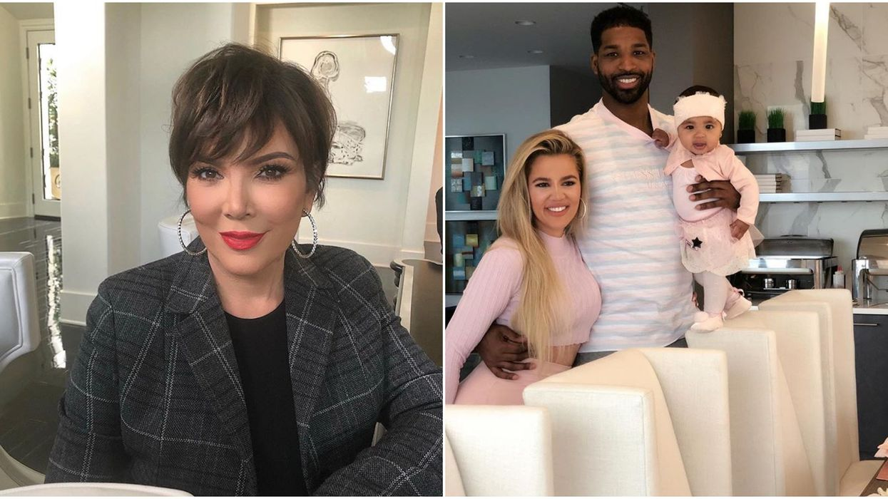 Kris Jenner Has Finally Commented On The Jordyn Woods And Tristan Thomspon Scandal