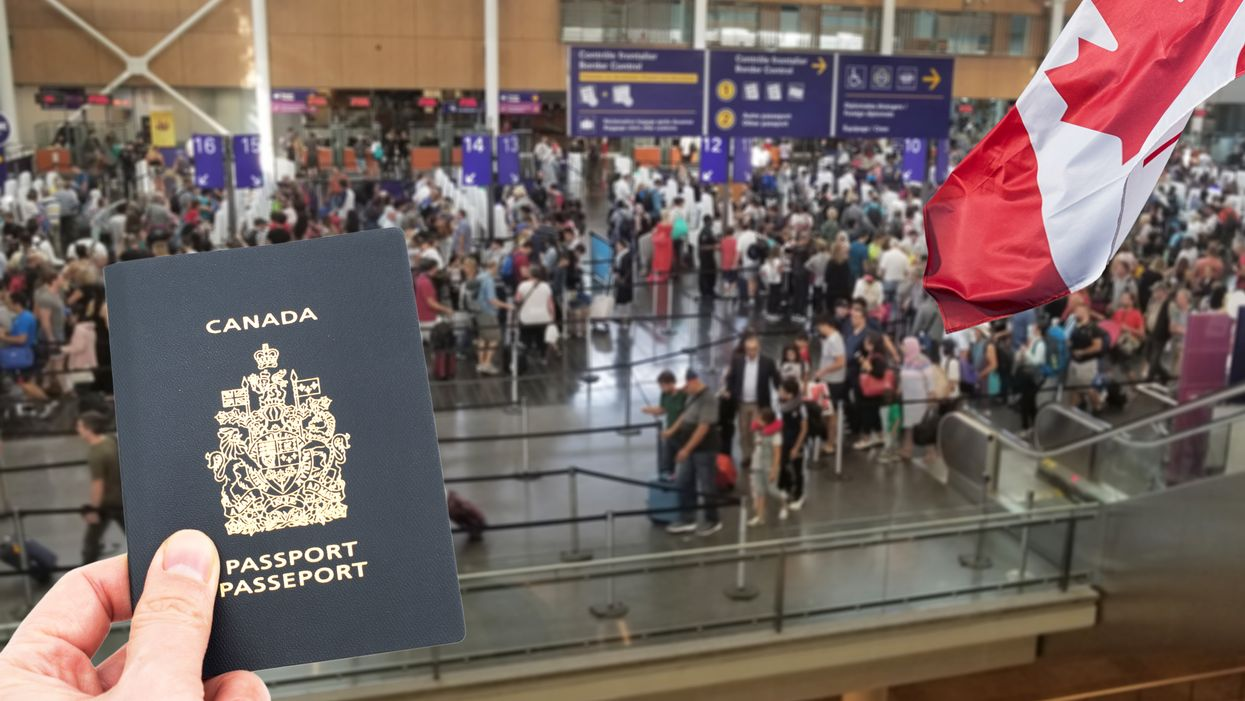 Canada Ranked As Having One Of The Most Powerful Passports In The World In 2019