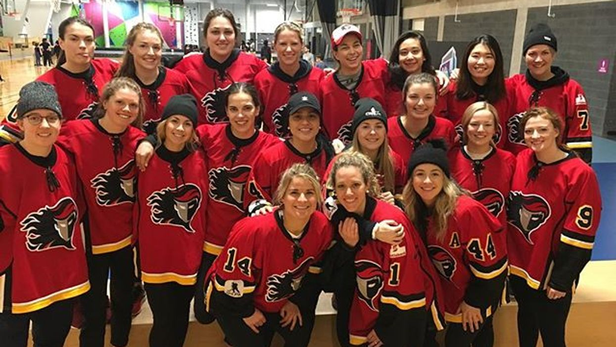 Canada Is Losing Its Official Women's Hockey League And The Players Are Devastated