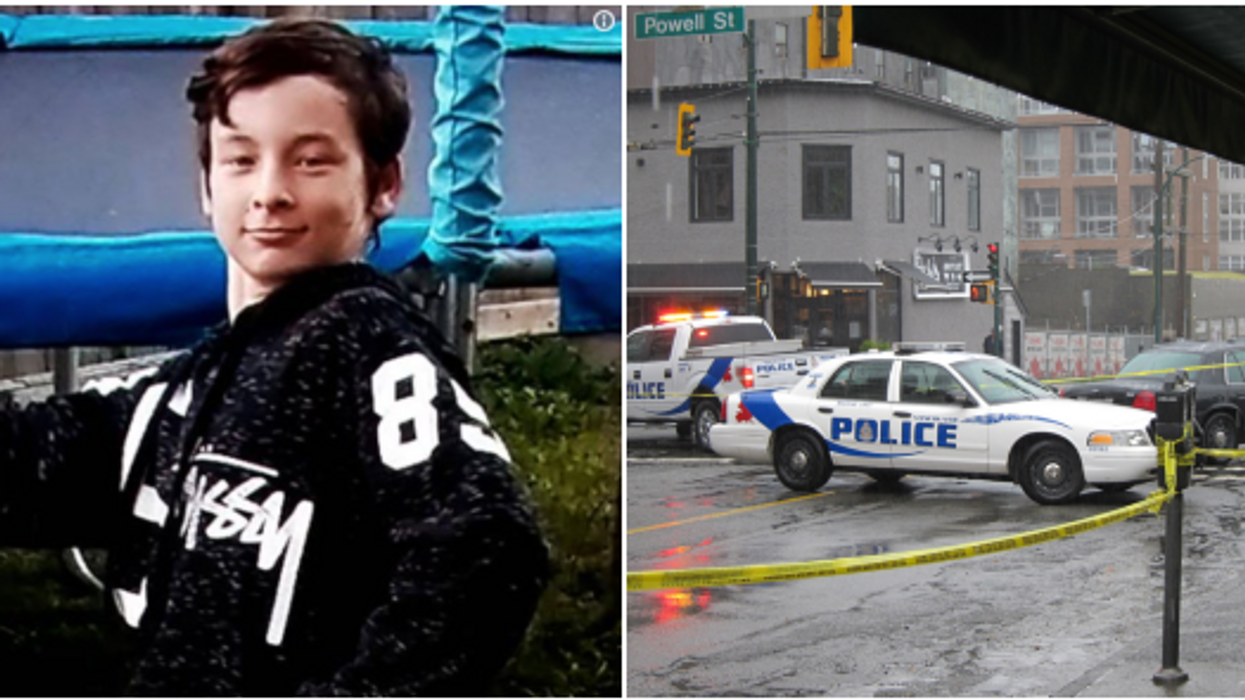 Canadian Police Still Searching For 12-Year-Old Boy Who Has Been Missing Since Saturday Night