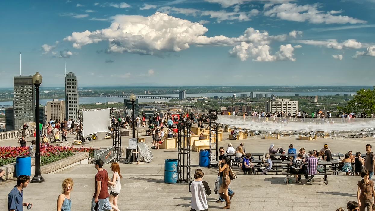 Des températures de terrasse à Montréal en fin de semaine