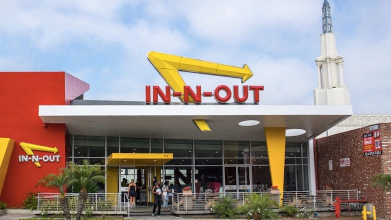 Houston Is Getting Its Very First In-N-Out Burger This Fall