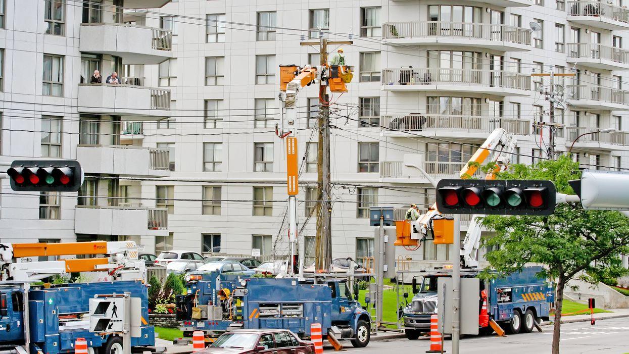 Hydro-Québec pourrait débrancher près de 50 000 clients à partir d'aujourd'hui s'ils ne payent pas leur facture