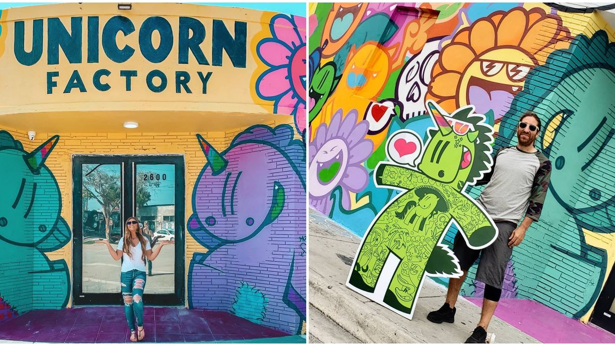 Tickets Are Finally On Sale For Miami's Most Immersive Unicorn Factory Experience