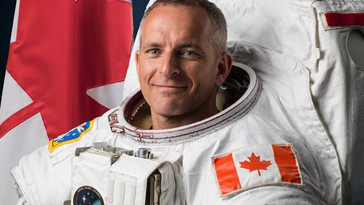 Canada's Astronaut Is Doing His First-Ever Spacewalk Next Week And You Can Watch It Live