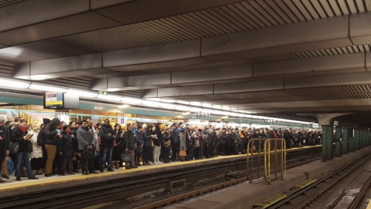"""""""Signal Problems"""" Will Continue To Cause TTC Subway Delays For Several More Years"""