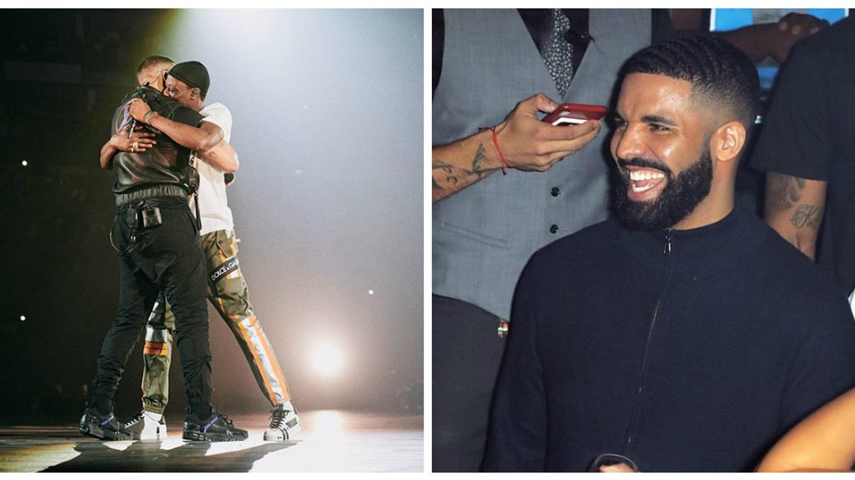 The UK Wants To Steal Drake From Canada And Give Him Citizenship After Last Night's Concert