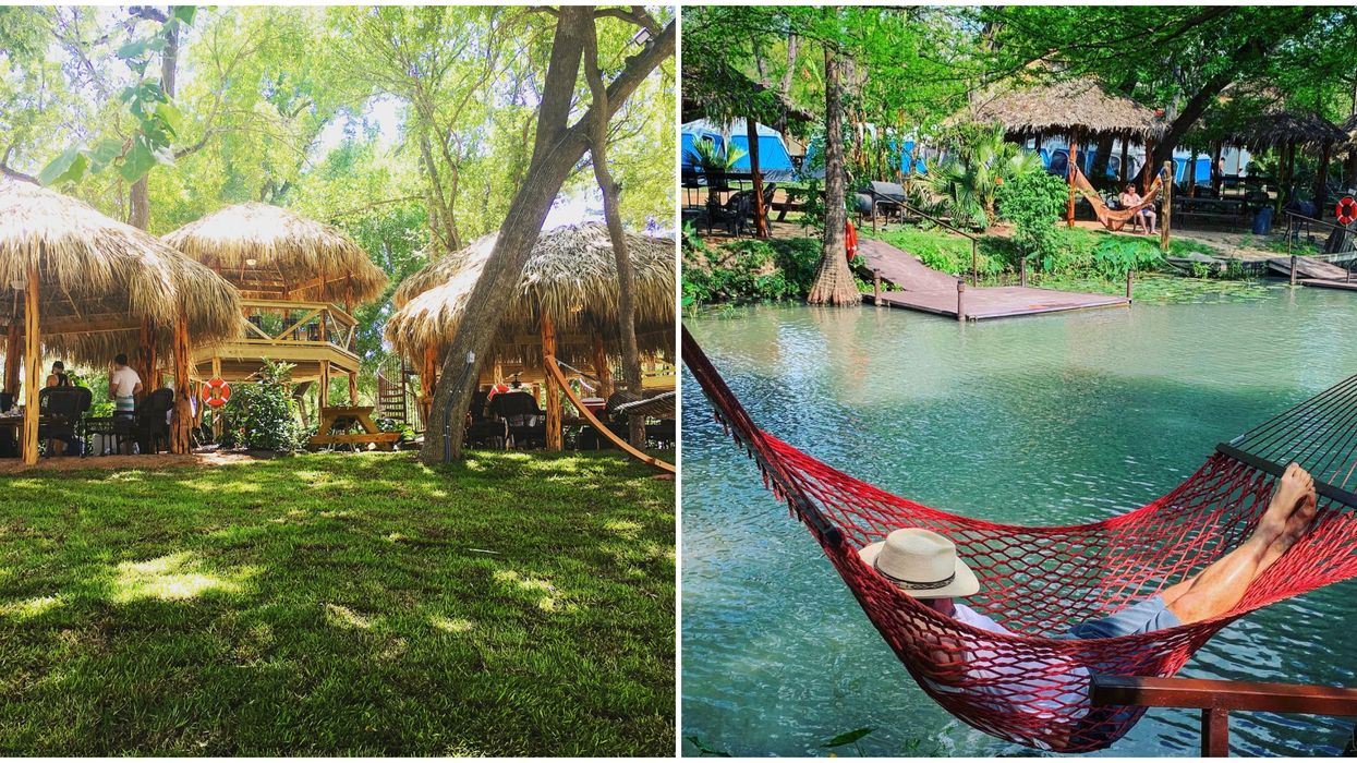 You Can Visit This Hidden Island In Texas And It Is Gorgeous
