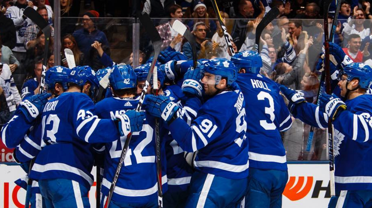 The Toronto Maple Leafs Have Slowly Fallen Apart Since December