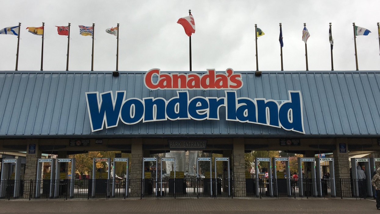 Man Finally Arrested For Sexually Assaulting Two Children At Canada's Wonderland In 2002
