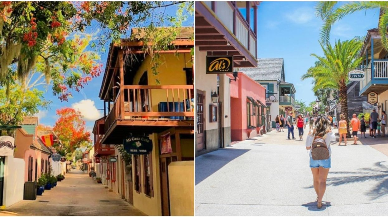 This Historic Little Neighborhood In Florida Will Take You Back In Time