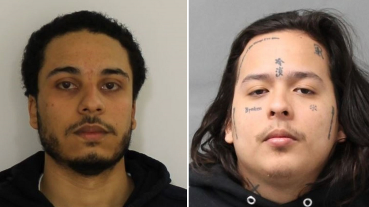 Two Ontario Men Drugged, Tattooed And Forced A 22-Year-Old Woman Into The Sex Trade