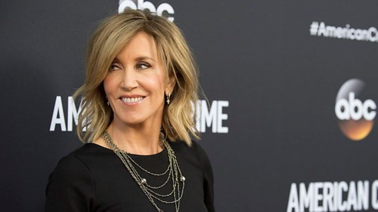 Felicity Huffman Pleads Guilty To Charges In Ivy-League University Bribing Scandal