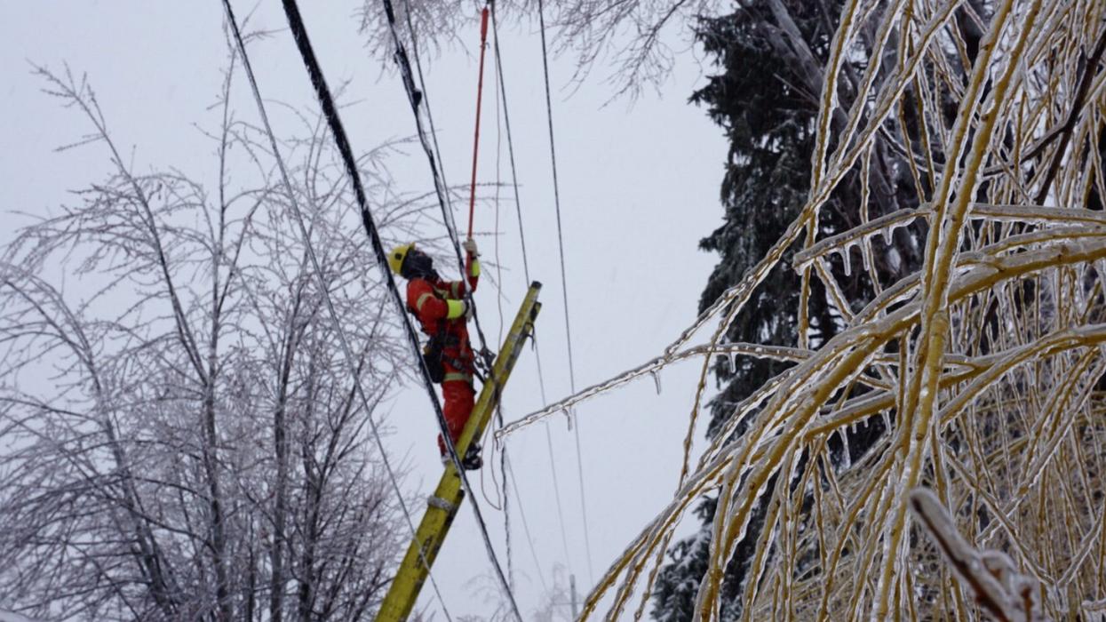 L'électricité ne reviendra pas avant jeudi pour plusieurs milliers de Québécois