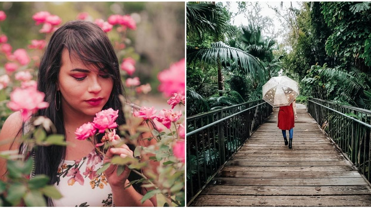 This 50-Acre Flower Garden Near Orlando Is The Perfect Spot For Spring Pics