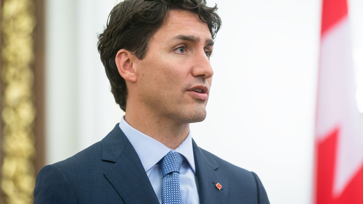 Canadians Are Hating On Justin Trudeau's Latest Tweet Which Denounces Hate And It's So Ironic