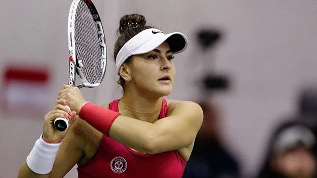Canadian Tennis Star Bianca Andreescu To Miss Next Tournanment Due To Injury