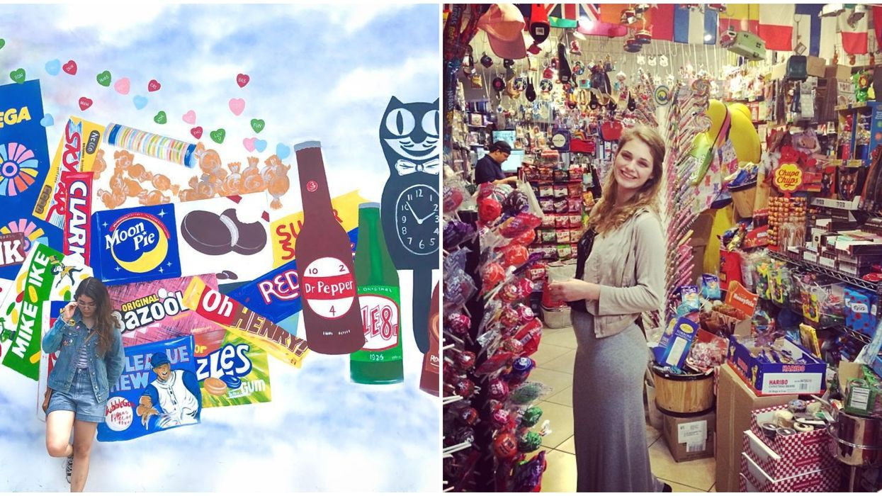 This Candy Shop In Florida Has Exotic Sweets From Every Edge Of The World