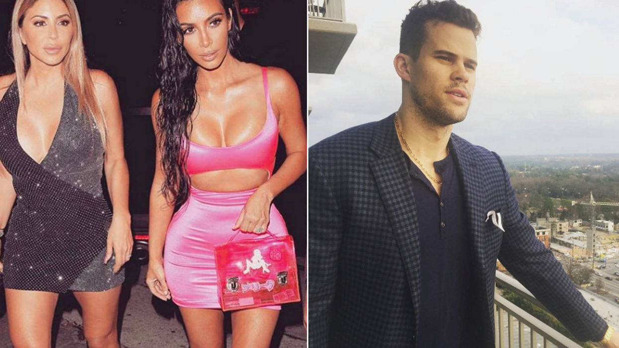 Kim Kardashian's Ex Kris Humphries And Her BFF Were 'Really Flirty' Coachella And We're So Confused