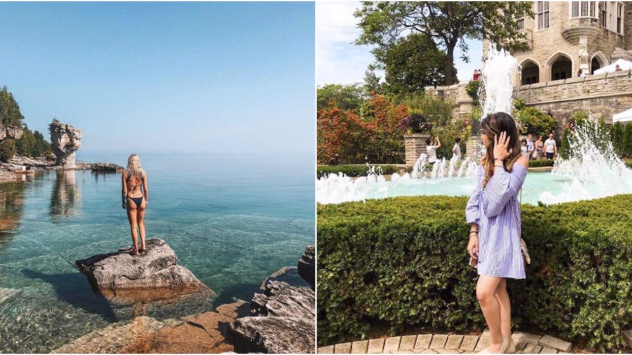 22 endroits complètement fous à visiter en Ontario cet été