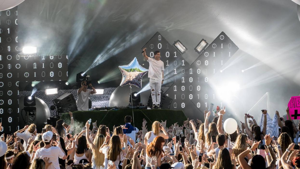 Le Bal en Blanc de Montréal tease un «vrai »comeback pour la 25 édition et tout le monde capote
