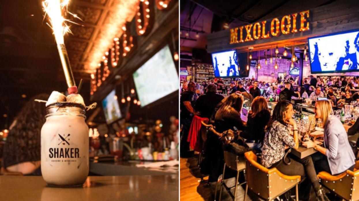 Le populaire resto-bar Shaker débarque enfin à Montréal cet été
