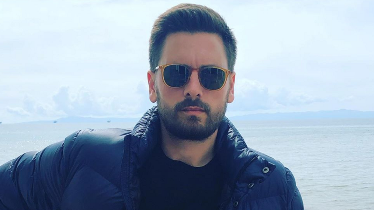 Fans Are Pissed At Scott Disick For Promoting Weight Loss Drinks On Instagram