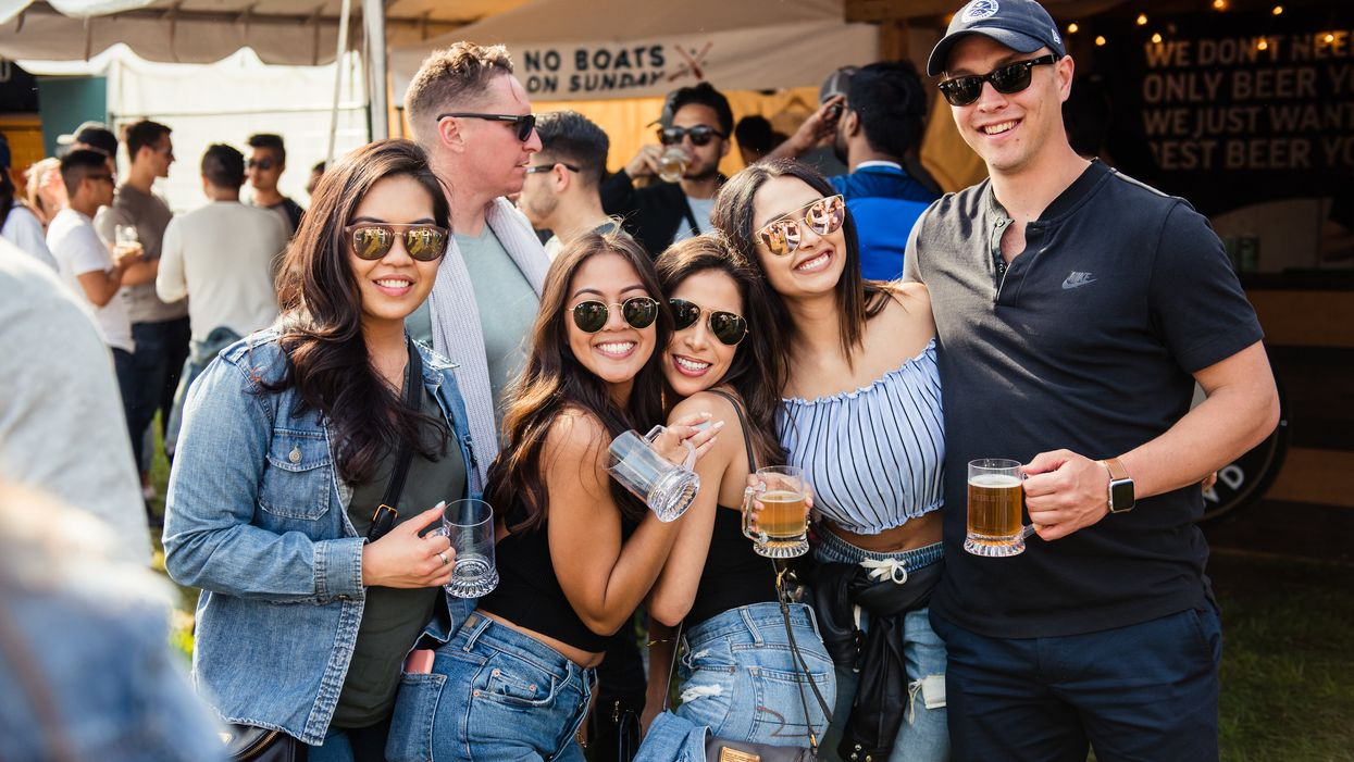 Toronto Is Hosting A Massive Beer Festival This Spring