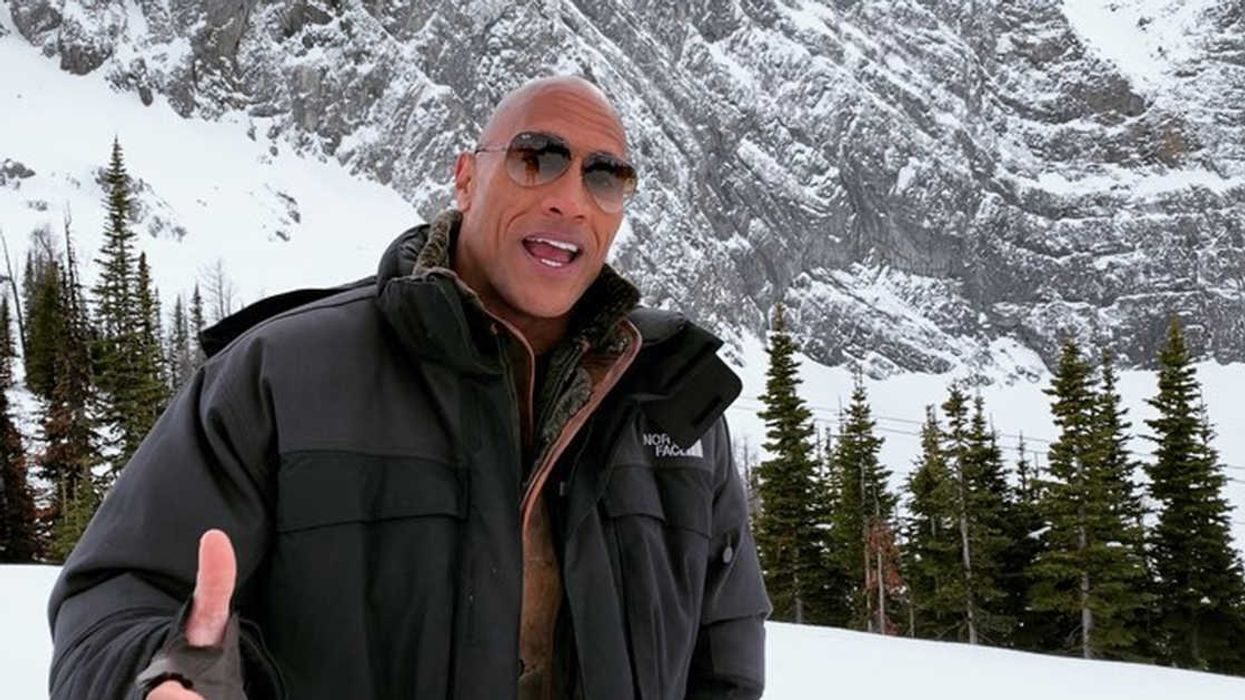 The Rock Just Declared His Love For Canada In A New Adorable Instagram Video