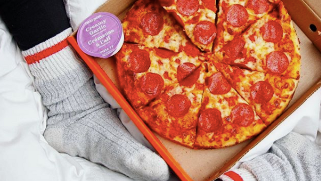 Pizza Pizza célèbre le 420 avec de la pizza à 4,20$ ce samedi et ça va satisfaire tes cravings