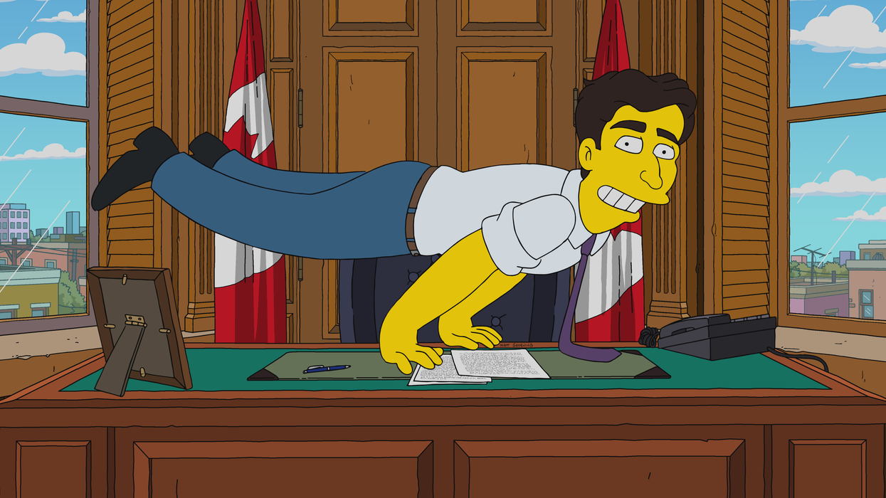 An All-Canadian Episode Of 'The Simpsons' Airs This Week & It Looks Hilarious