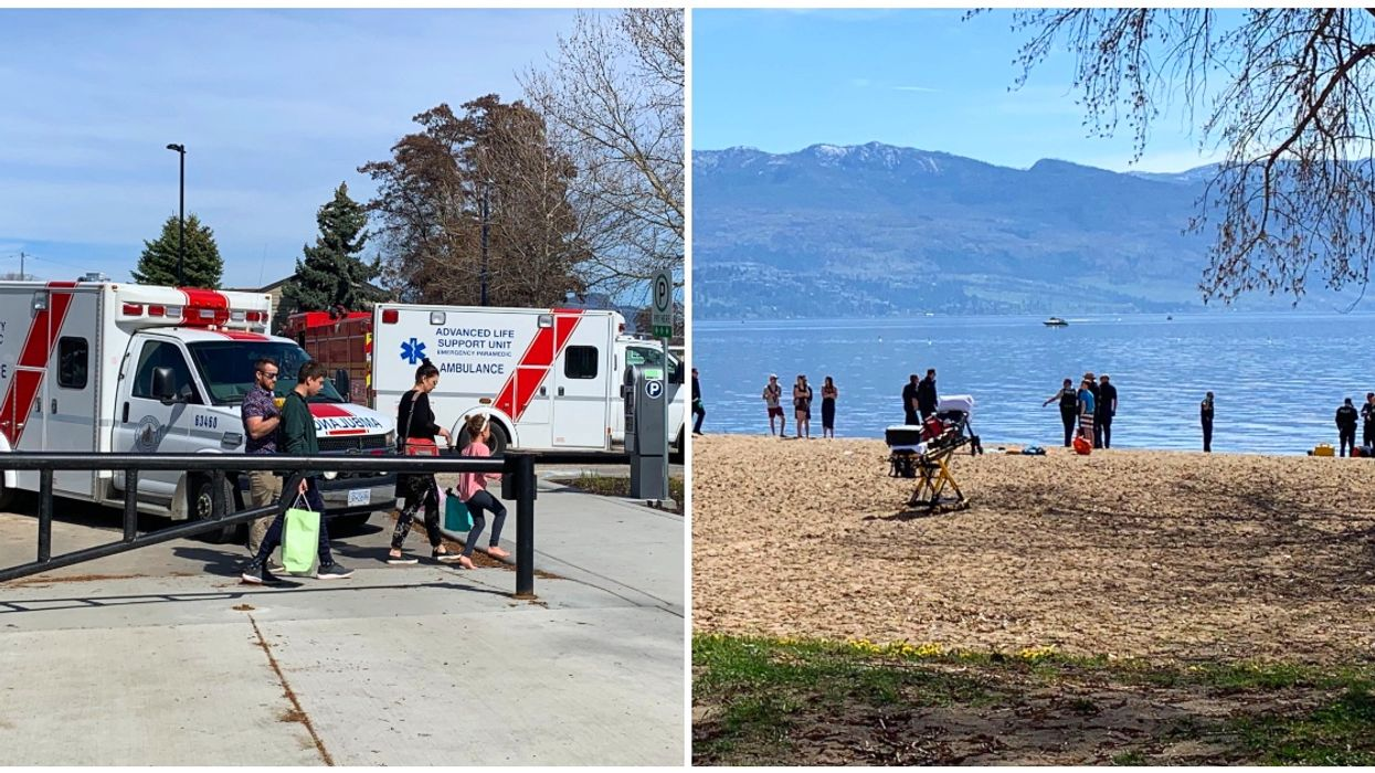 2 Bodies Have Washed Up On The Shores Of One Of Canada's Largest Lakes This Month