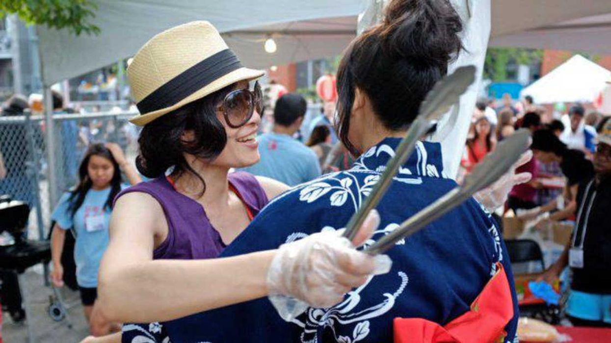 Un méga festival de bouffe de rue japonaise débarque à Montréal cet été et l'entrée est gratuite