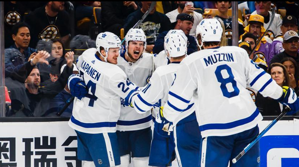 Another Season Ends In Disappointment For The Leafs And Their Fans