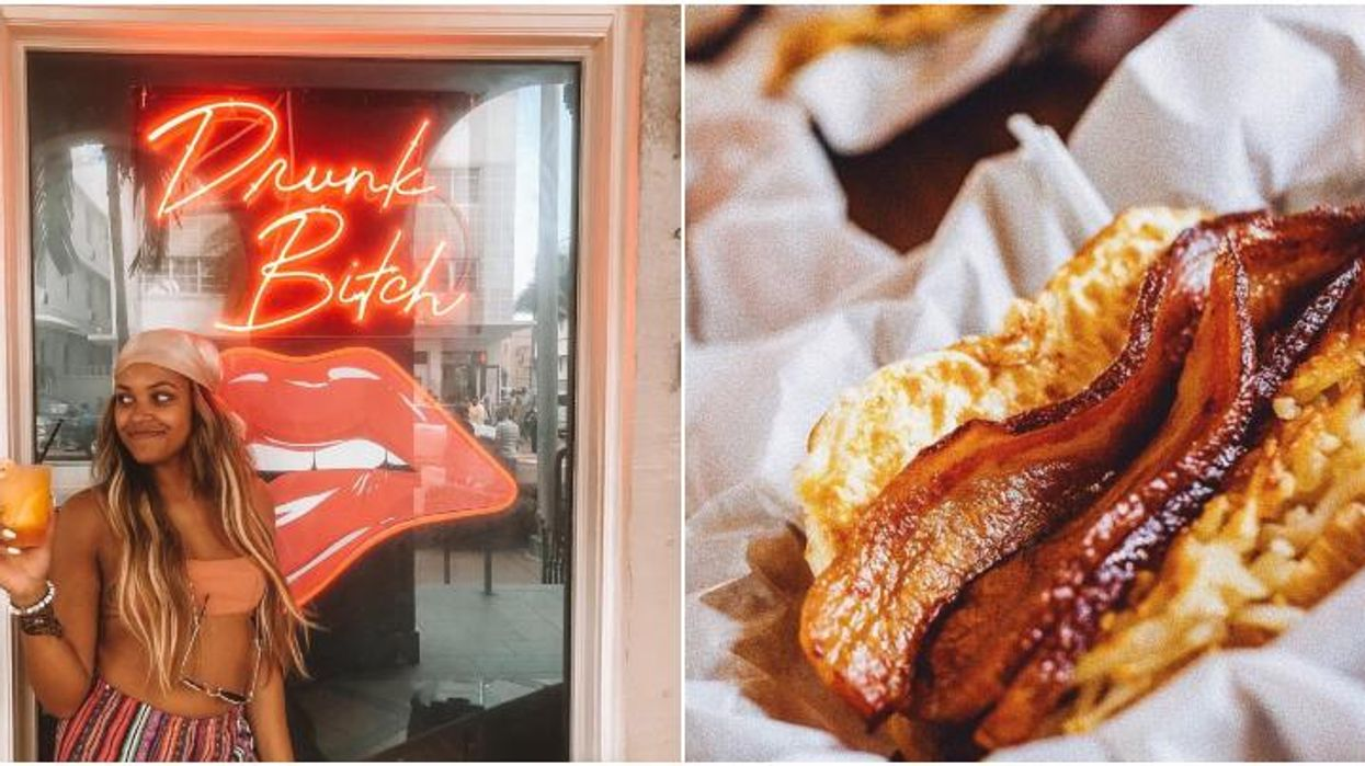 This Trendy Little Bar In Miami Specializes In Everything Profoundly Bacon