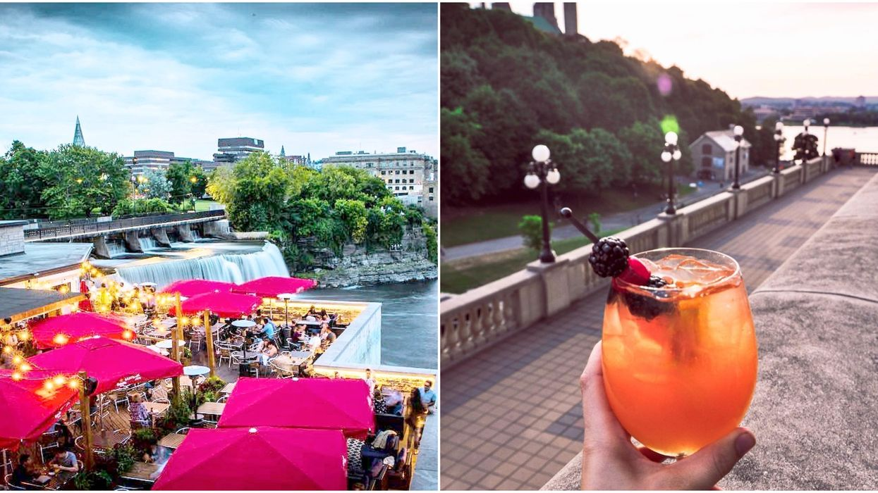13 Hidden Ottawa Patios You Need To Hit Up This Summer
