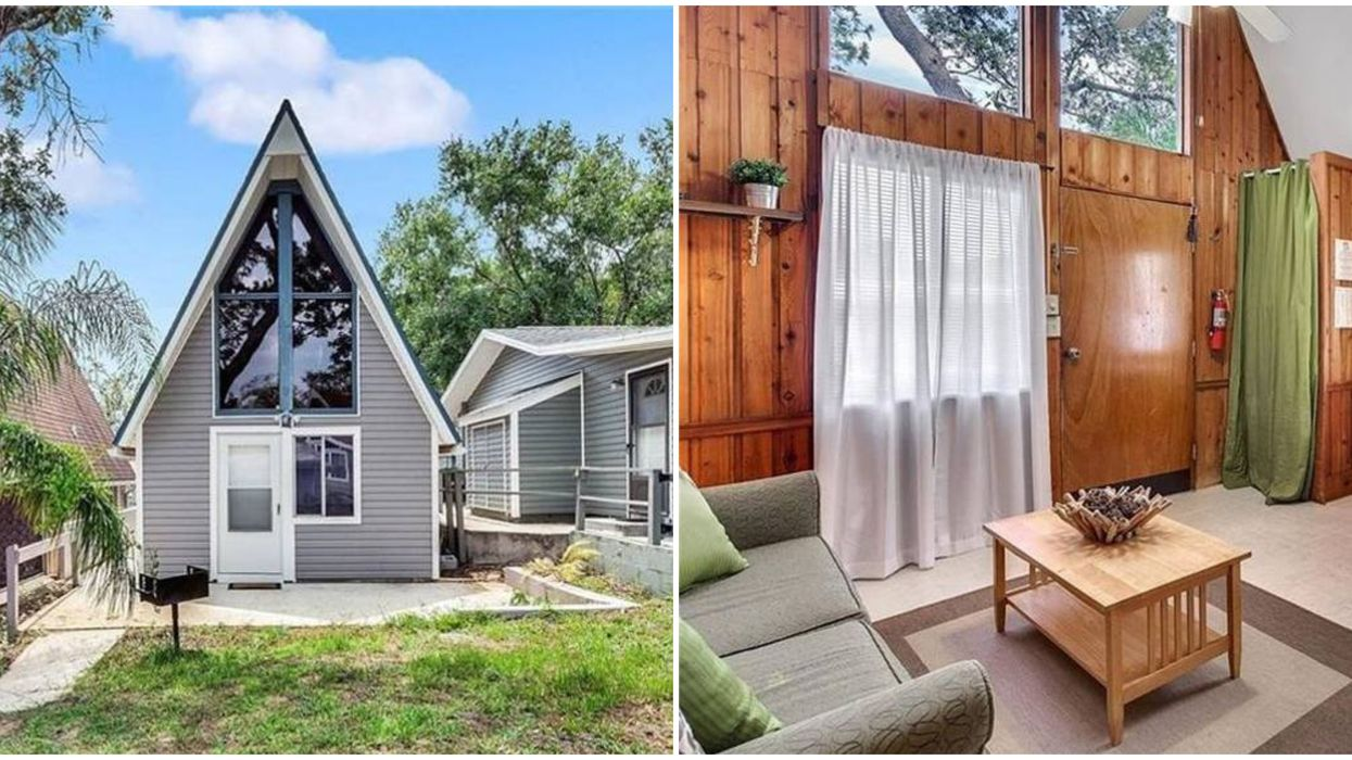 You Can Stay In This Scandinavian Style Chalet Near Disney For Super Cheap