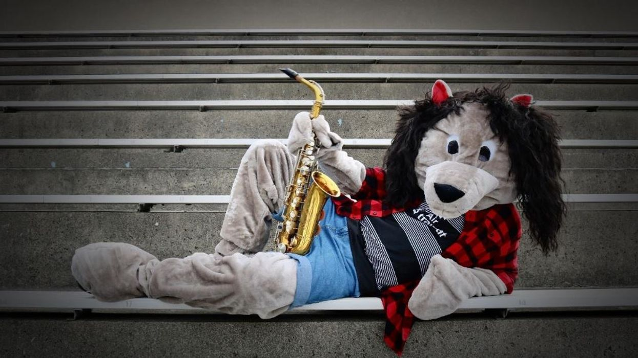 People Are Genuinely Confused By Toronto's New Rugby Team Mascot